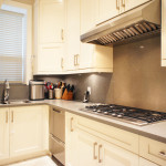 Wok Kitchen With Gas Cooktop
