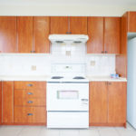 Ample Cabinets for Storage