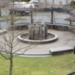 Mont Royal Park and Fountain Nearby