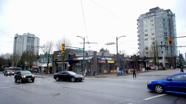 Retail on Joyce Street