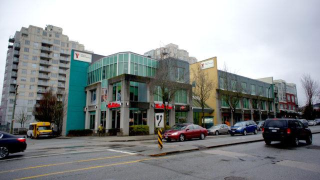 Commercial Development on Joyce Street